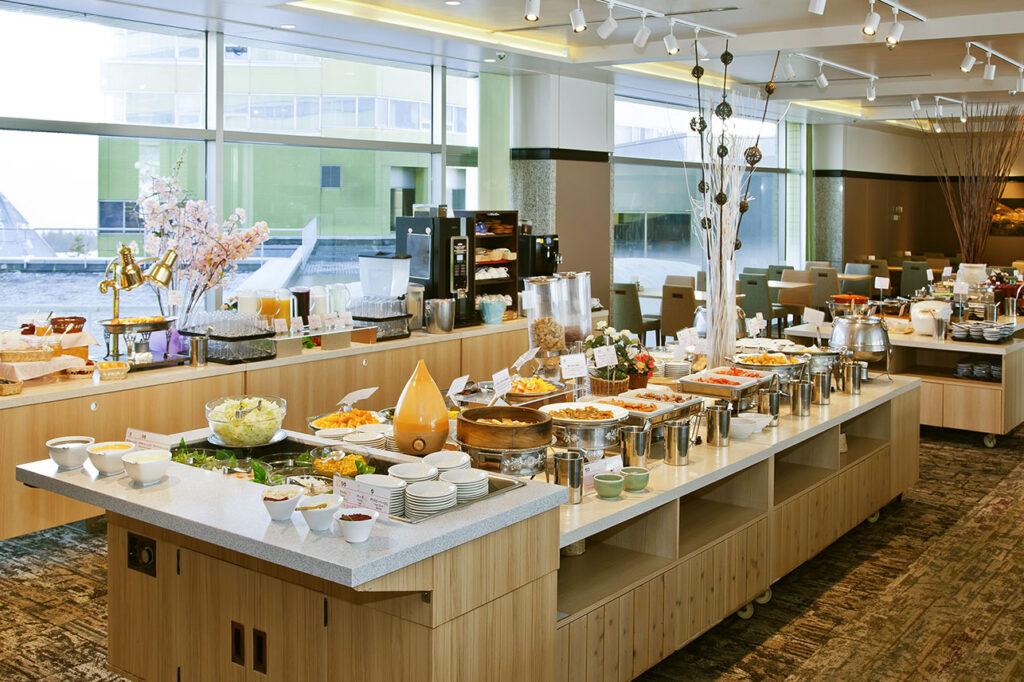 ホテル安比グランド テラスレストラン アルベルク